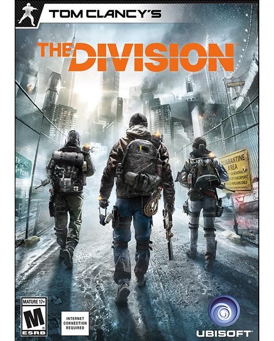 Cover del videogame The Division