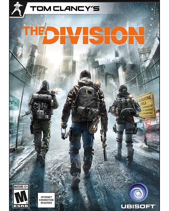 Cover del videogame The Division