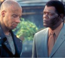 Vin Diesel e Samuel L. Jackson, protagonisti di xXx 3