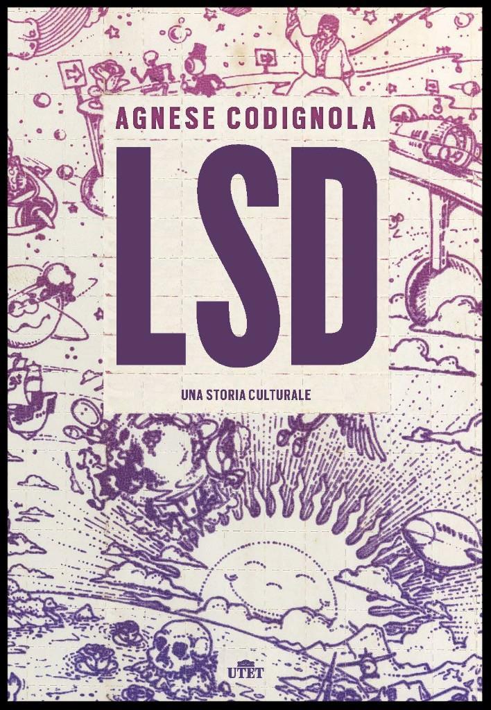 La copertina di LSD una storia culturale