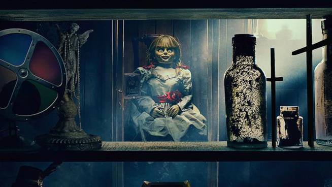 Annabelle Comes Home, la prima immagine ufficiale