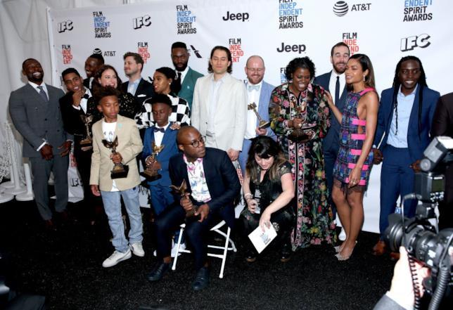 Moonlight: dietro le quinte degli Spirit Awards 2017