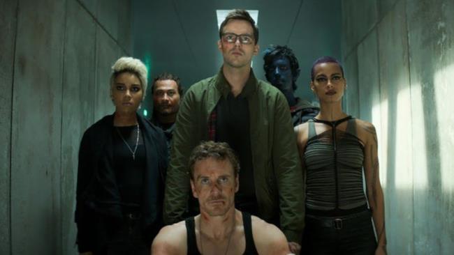 Alcuni protagonisti di X-Men: Dark Phoenix