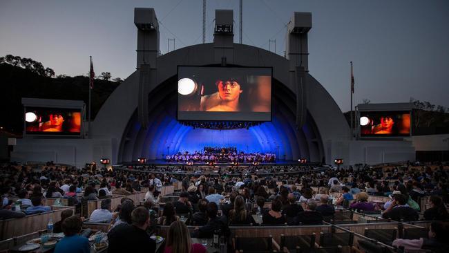 Il Cine-Concerto di Harry Potter in scena all'Hollywood Bowl