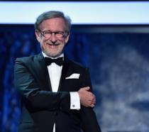 Steven Spielberg a un evento di gala