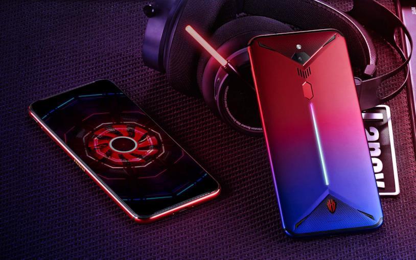 Immagine stampa del Nubia Red Magic 3
