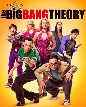 The Big Bang Theory serie tv