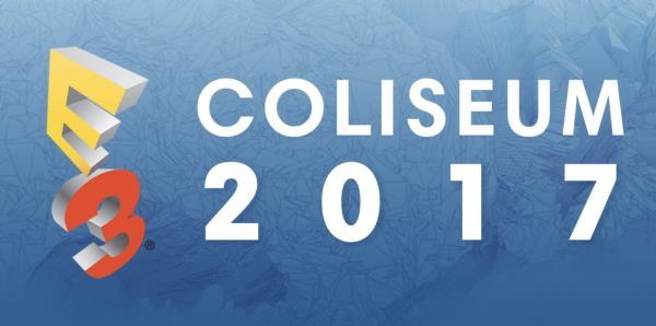 L'E3 Coliseum dal 13 al 15 giugno 2017