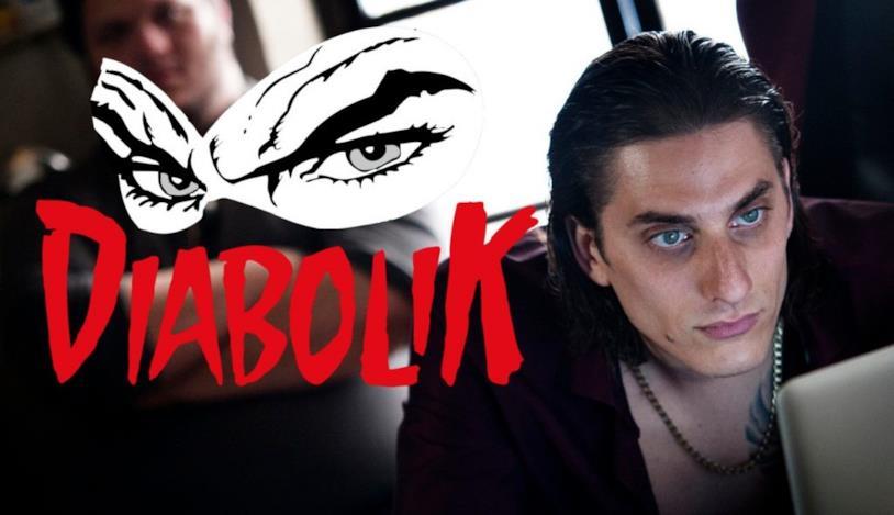 Valerio Mastandrea, Luca Marinelli e Miriam Leone nel cast di Diabolik