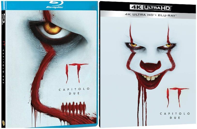IT: Capitolo 2: Blu-ray e 4K UHD