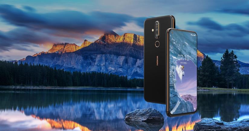 Nokia X71 ufficiale