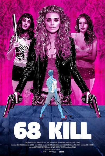 68 Kill: il poster