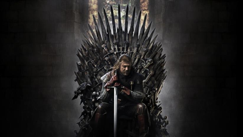 Ned Stark in Game of Thrones 1