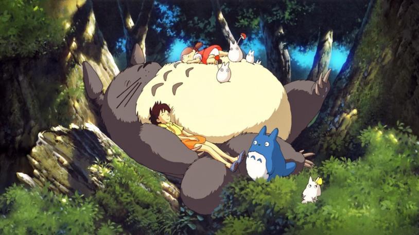 Studio Ghibli aprirà un parco a tema Totoro nel 2020