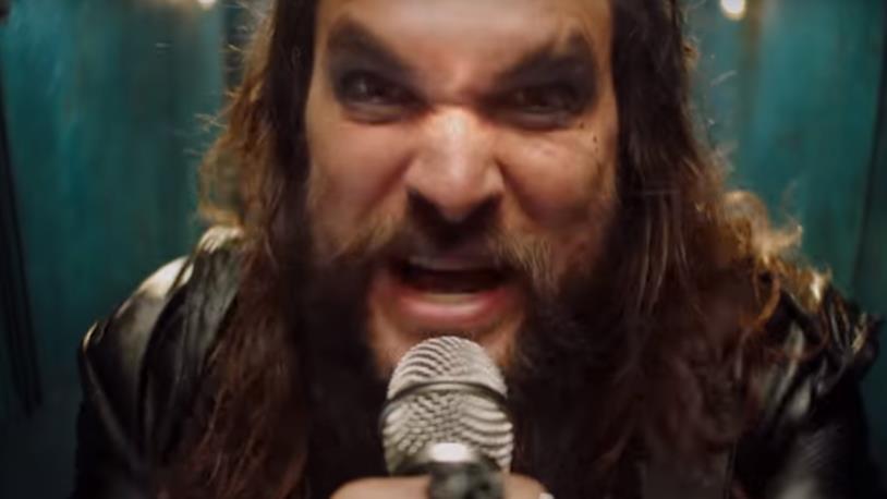 Jason Momoa nel nuovo video di Ozzy Osbourne