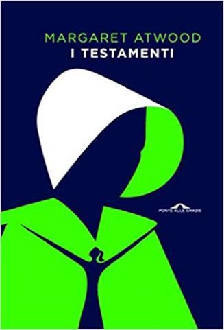 Copertina del libro I testamenti di Margaret Atwood