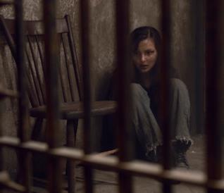 Lydia in The Walking Dead 9x09