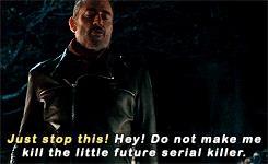 Non farmi uccidere il futuro serial killer