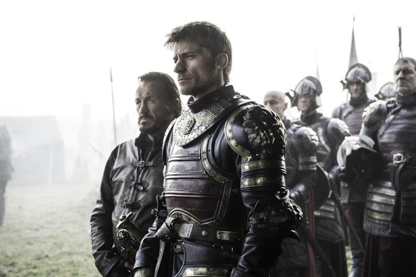L'attore Nikolaj Coster-Waldau è Jaime Lannister in Game of Thrones