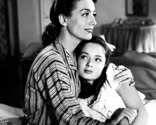 Joan Crawford nei panni di Mildred