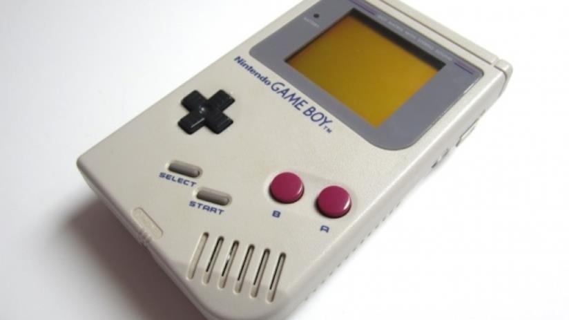 Il primo modello di Game Boy