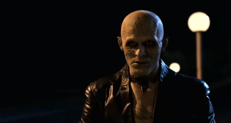Jack Kesy interpreta il Padrone in The Strain