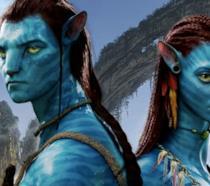 Un'immagine con i protagonisti di Avatar