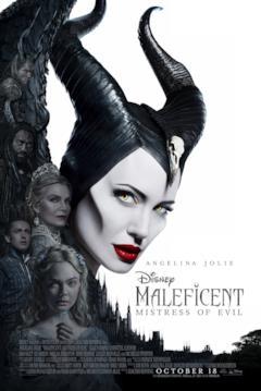 Poster di Maleficent  - Signora del Male con tutti i personaggi