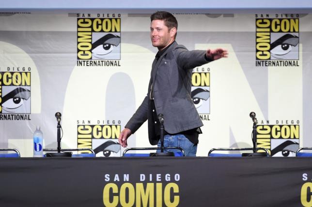 L'attore Jensen Ackles