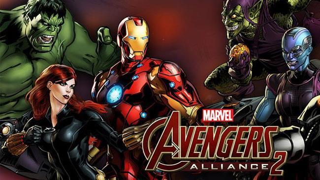 Gli eroi di Marvel: Avengers Alliance 2