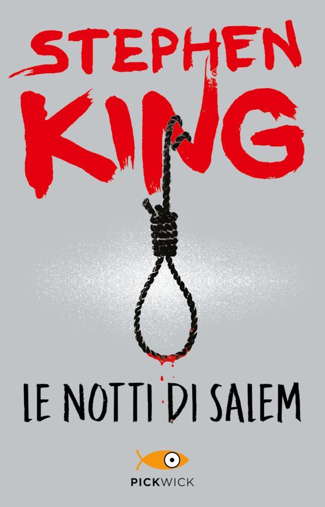 Copertina del romanzo Le notti di Salem