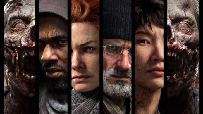 I protagonisti di Overkill's The Walking Dead