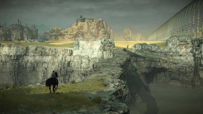 Le nostre PS4 sono pronte ad accogliere Shadow of the Colossus