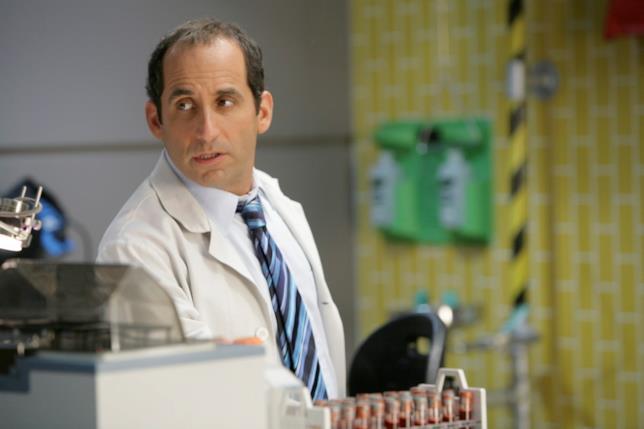 Chris Taub in una scena di Dr. House