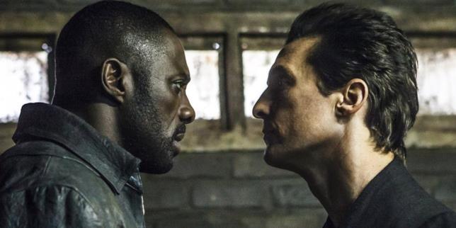 Scena del film La Torre Nera