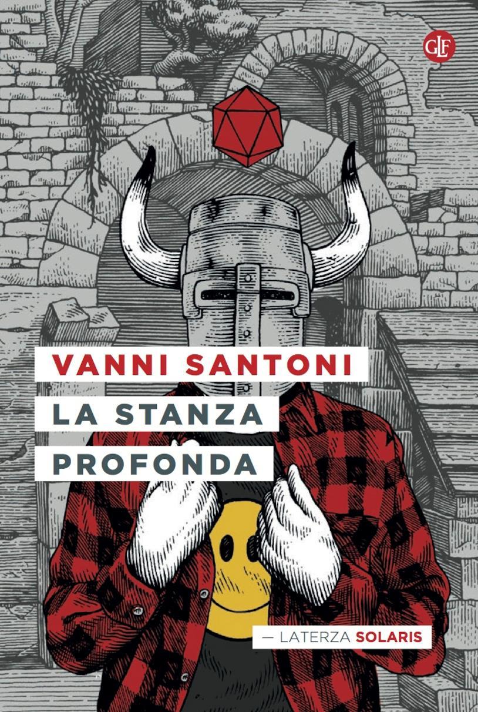 La copertina dell'ultimo romanzo di Vanni Santoni