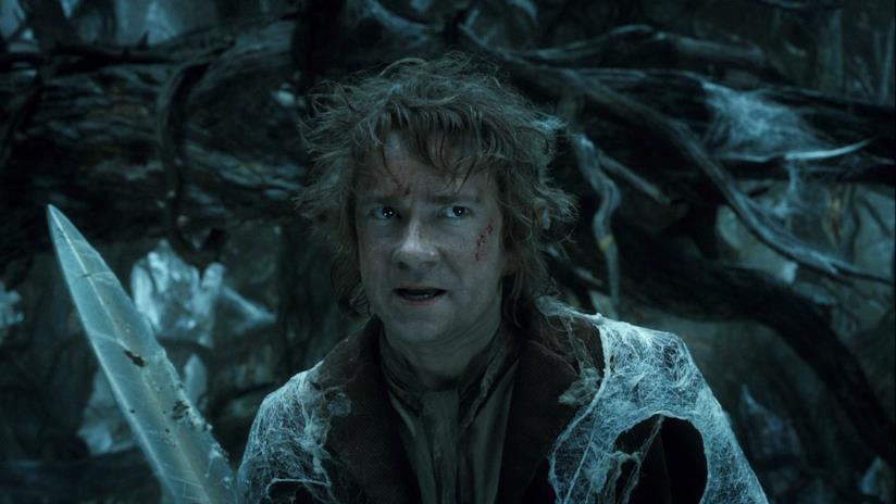 Martin Freeman è Bilbo Baggins