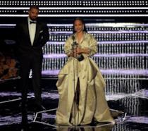 Rihanna e Drake sul palco degli MTV VMA 2016