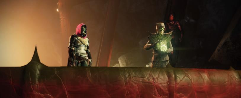 Screen di gioco di Destiny 2: Ombre dal Profondo