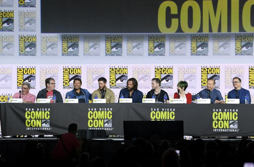 Supernatural: il panel del Comic-Con 2019