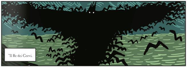 Vignetta di La Principessa Spaventapasseri