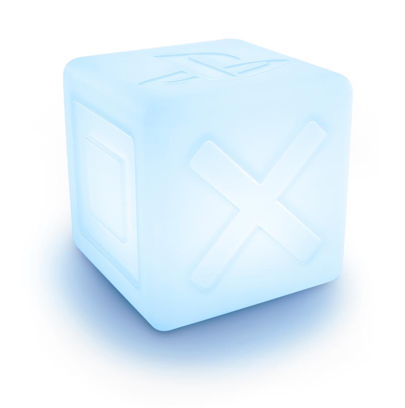 Il cubo luminoso PS200 in vendita da settembre 2019