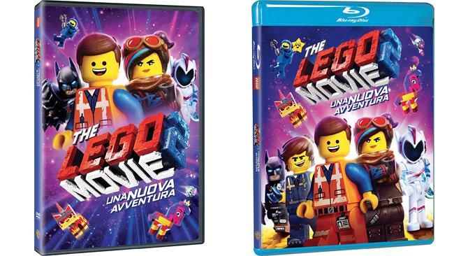 The Lego Movie 2 - Una nuova avventura - Home Video - DVD e Blu-ray