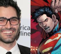 Tyler Hoechlin e Superman/Clark Kent