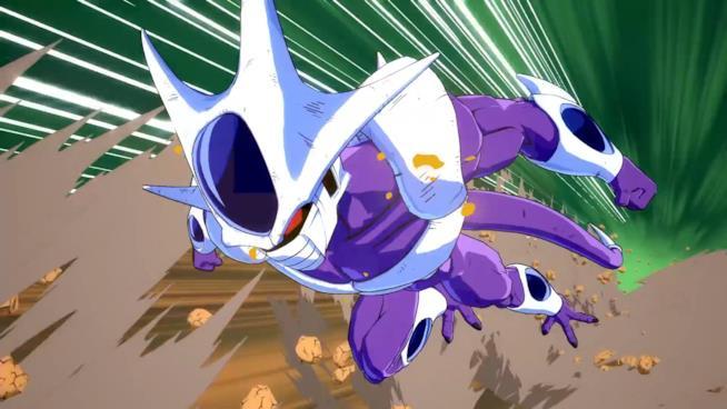 Cooler nel picchiaduro Dragon Ball FighterZ