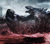 Il sauro radioattivo si scontrerà con lo scimmione preistorico in Godzilla vs. Kong