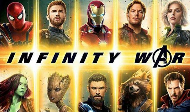 Le Gemme dell'Infinito e il Black Order di Thanos nelle nuove promo art di Avengers: Infinity War