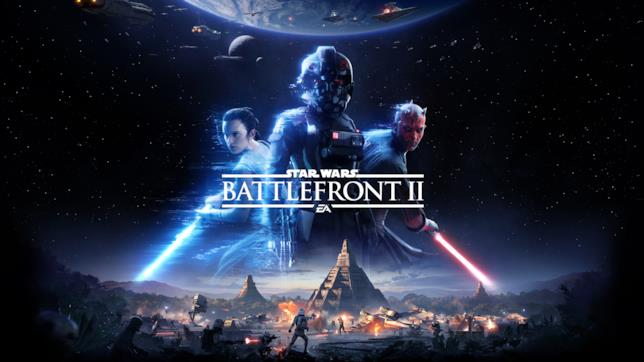 La cover di Star Wars Battlefront 2