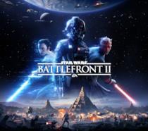 La copertina ufficiale di Star Wars Battlefront 2