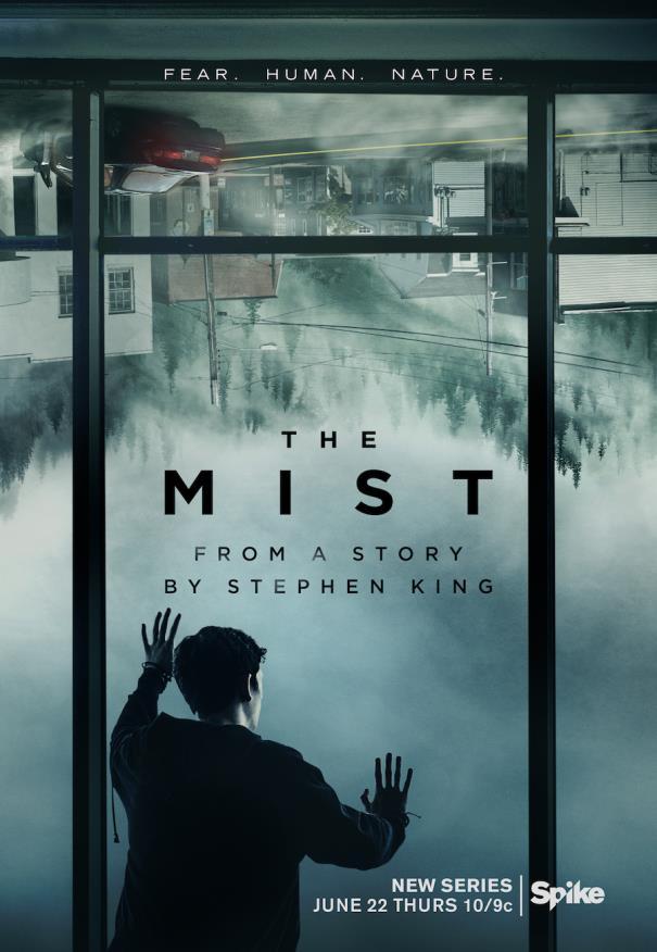 Il poster di The Mist